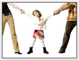 تحقیق تاثیر طلاق بر فرزندان